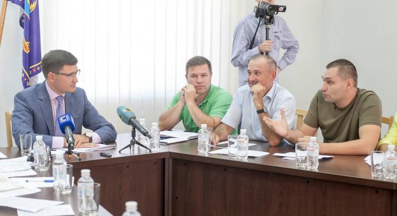 Координационный совет перед пленарным