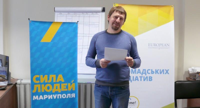 Максим Бородин отчитался о своей депутатской деятельности