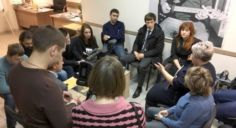 В Центре обсудили судьбу шахматного клуба