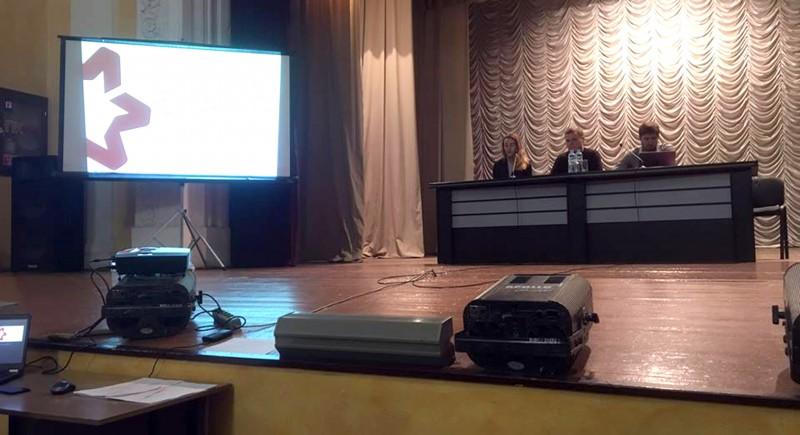 Чергові громадські слухання щодо реконструкції на Ілліча