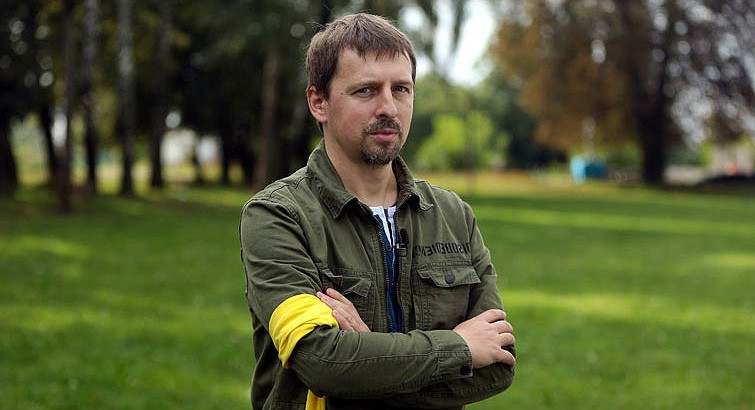 Максим Бородін про те, як особиста мотивація допомагає боротися зі старою системою