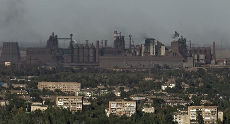 У Маріуполі - найзабрудненіше повітря з 39 міст України