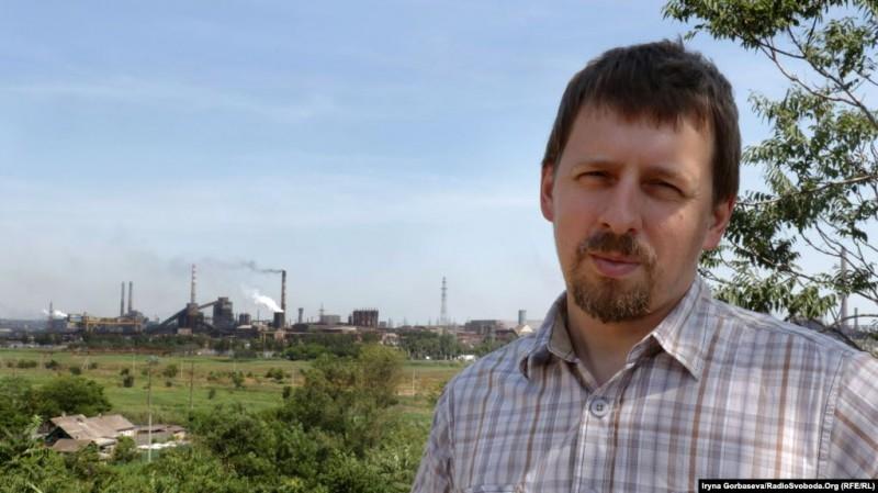 Максим Бородин о том, как Мариуполь передает данные о воздухе в глобальную систему