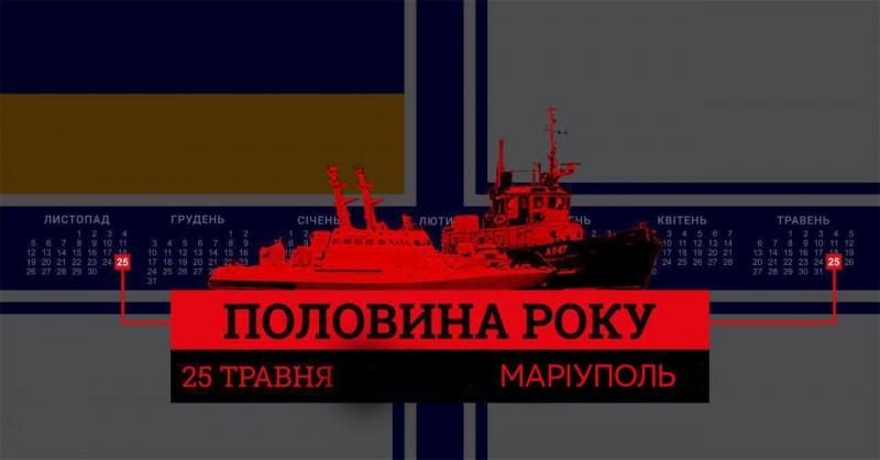 Згадай про моряків. Пів року у полоні